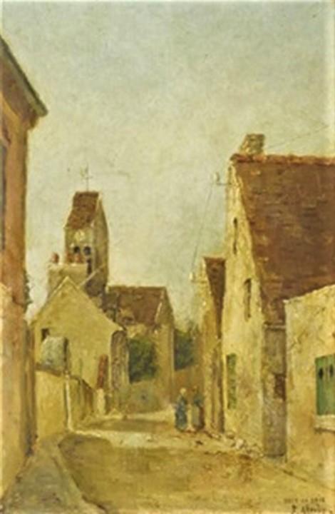 Antoine-Ferdinand Attendu, 18xx, Sucy en Brie, 46x33, xx (iR13;R2,p119;R90I,p4;R87,p229). Compare: 1IE-1874-9, quelques réflexion (au XIIIe arrondissement).
