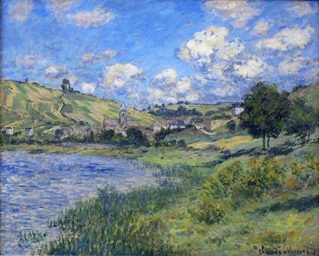Claude Monet, 4IE-1879-148, Paysage de Vétheuil. Maybe?: CR526, 1879, Landscape, Vétheuil, 60x73, Orsay (iR51;R2,p269;R22+R127,CR526;M1,RF2639)