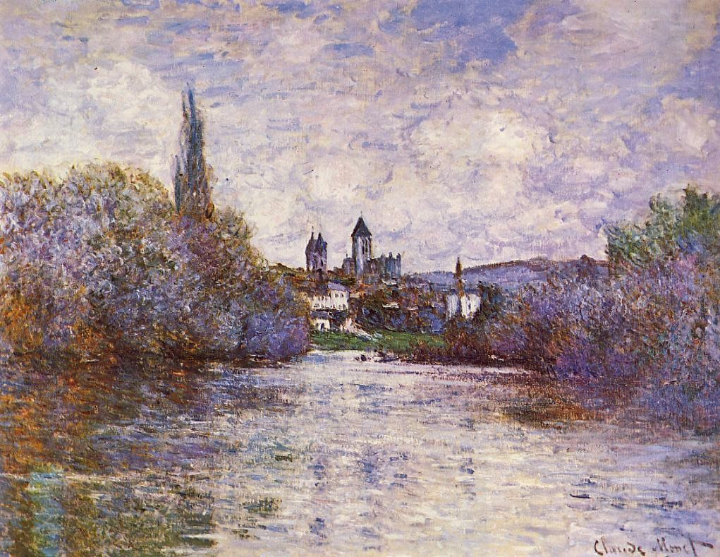 Claude Monet, 7IE-1882-59, entrée du petit bras de la Seine à Vétheuil. Now: CR601, 1880, The Small Arm of the Seine at Vétheuil, 69x100, private (iR2;R22,no601;R90II,p204+219;R2,p395)