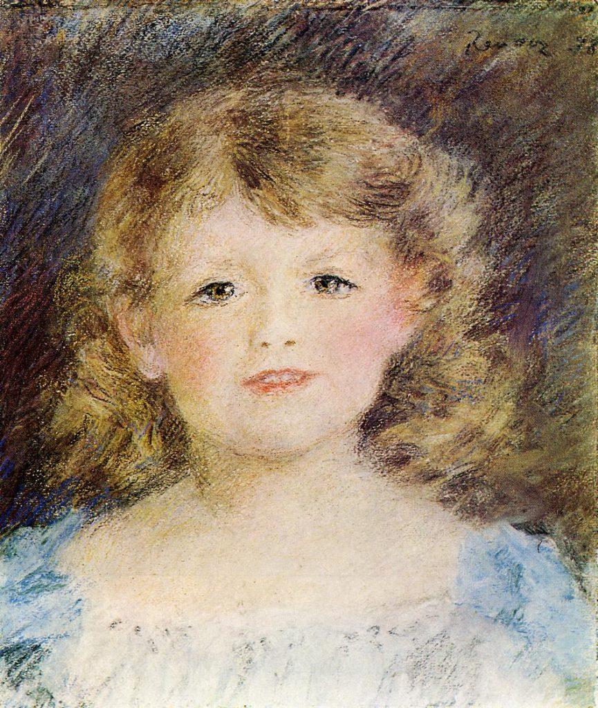 August Renoir, S1879-4476, portrait de Paul C..., pastel. Maybe: 1878-87, Paul Charpentier, pastel, xx, private (iR52)