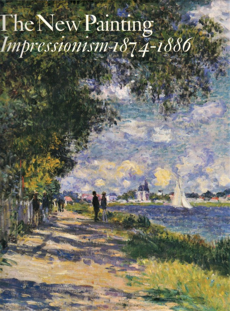 Moffett (ed): The New Painting; Impressionism 1874-1886, exhibition catalogue; 1986 (=R2)
