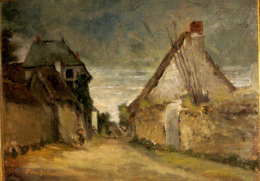 Pierre-Isidore Bureau: 18xx, unknown title (route de village), xx, private (iR20)