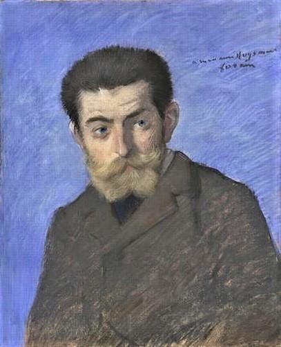 Jean-Louis Forain, 4IE-1879-84 Portrait de M. H… (aquarelle). Probably: 1878, JK Huysmans, pastel, 55x45, Orsay (MNCh Versailles) (iR6;iR23;R50,p96;R2,p268;R90II,p112;M1)