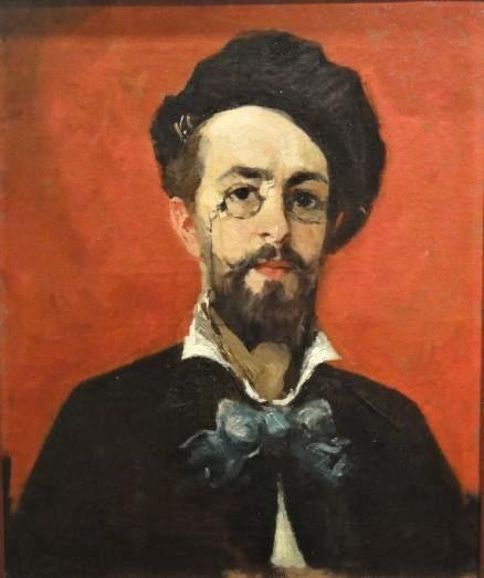 Norbert Goeneutte, 1885ca, Portrait of Frederic Samuel Cordey, xx, xx (iR4;iR10)