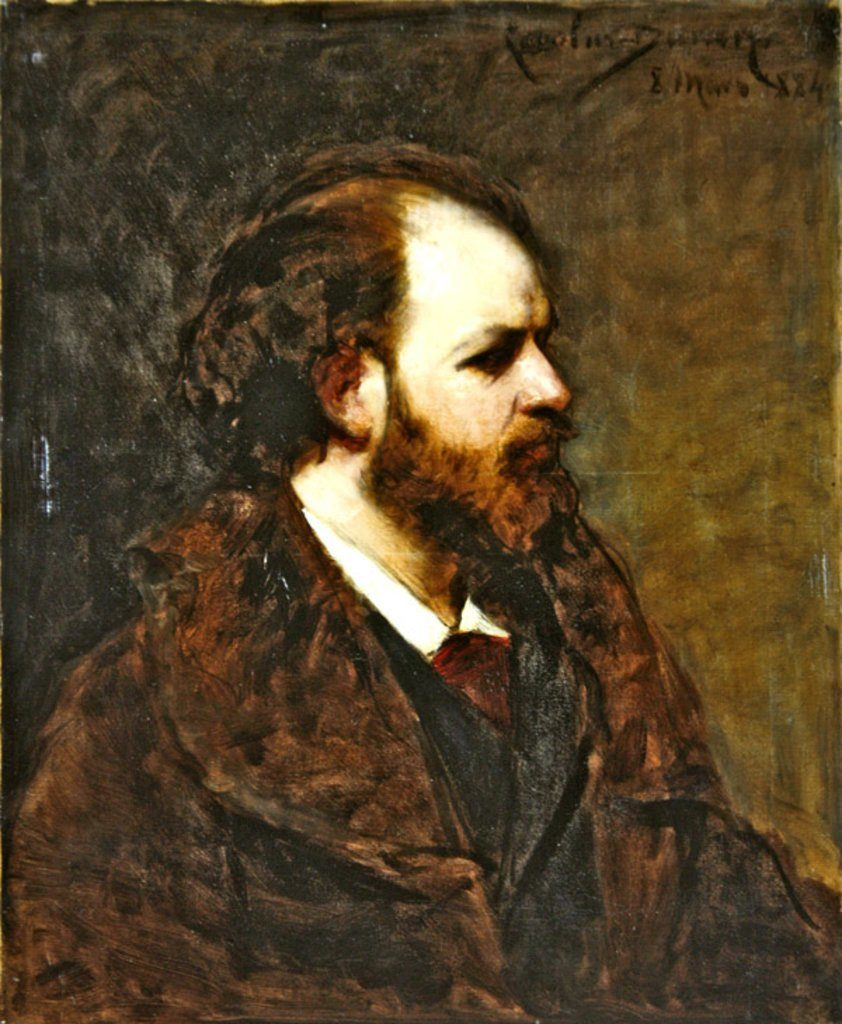 Carolus-Duran, 1884, Zacharie Astruc, xx, MBA Angers (iR10;iR155)