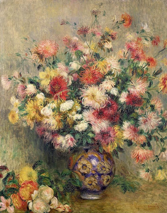 Renoir, 3IE-1877-204, Dahlias. Compare: 18xx, Dahlias, xx, xx (iR10;iR114)