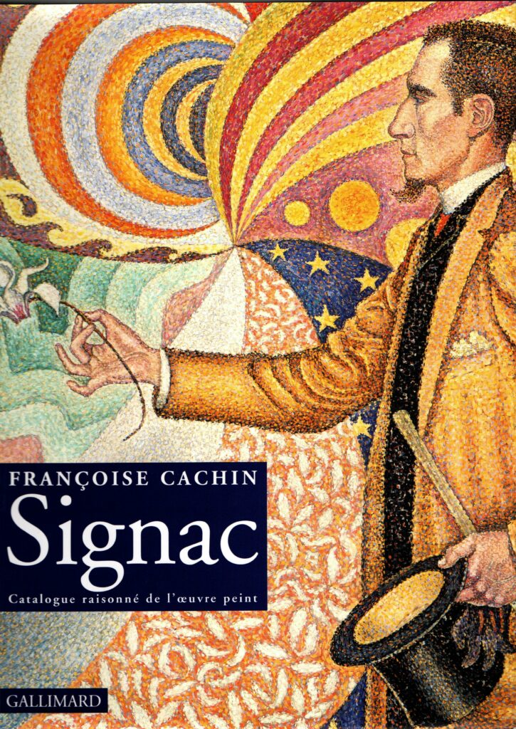 R106, Cachin - Catalogue Raisonné Signac, 2000