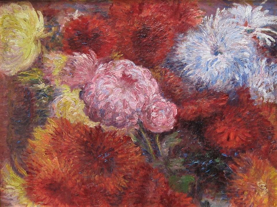Frédéric-Samuel Cordey, 1877 (or 1880), Flowers, 18x24, private (iR2;iR3;iR22;iR10;iR94)