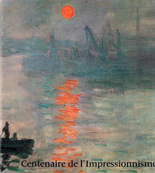 Dayez, Centenaire de l'Impressionnisme, exhibition catalogue 1974 (=R87)