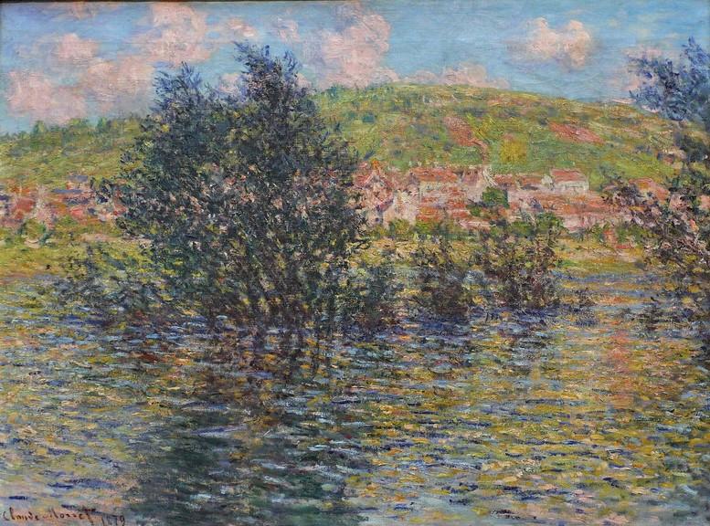 Claude Monet, 4IE-1879-141, Vétheuil, vu de Lavacourt =CR528, 1879, Vétheuil seen from Lavacourt, 60x81, Orsay (iR10;iR94;R90II,p133;R2,p268;R22+R127,CR528;M1,RF1998)
