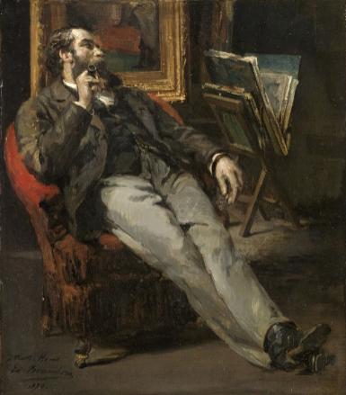 Edouard Brandon, 1870, Nathaniel Hone the Younger, ?cm, xx (iR10;iR130)